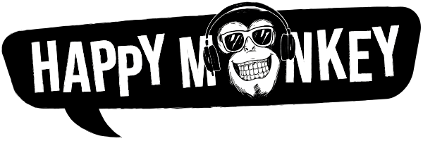 Logo - Happy Monkey